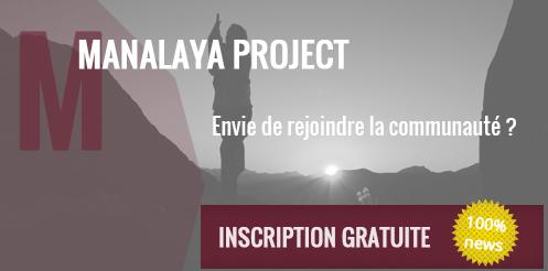 Rejoignez la communauté Manalaya Project