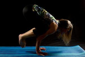 Yoga à Courchevel