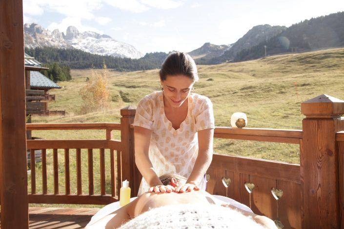 Massages bien-être Courchevel