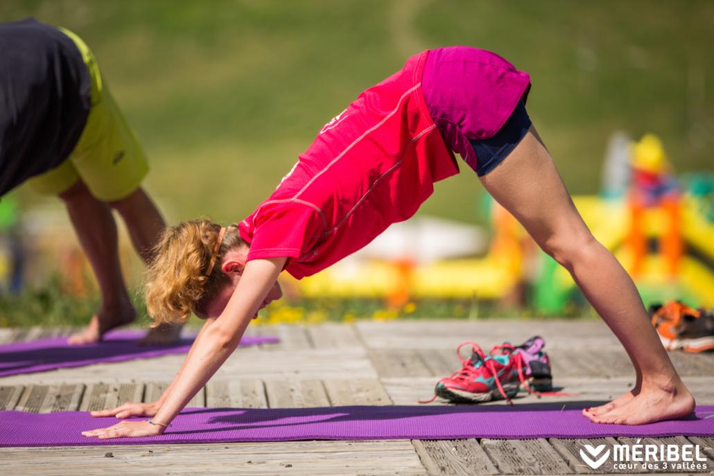yoga pour les sportifs