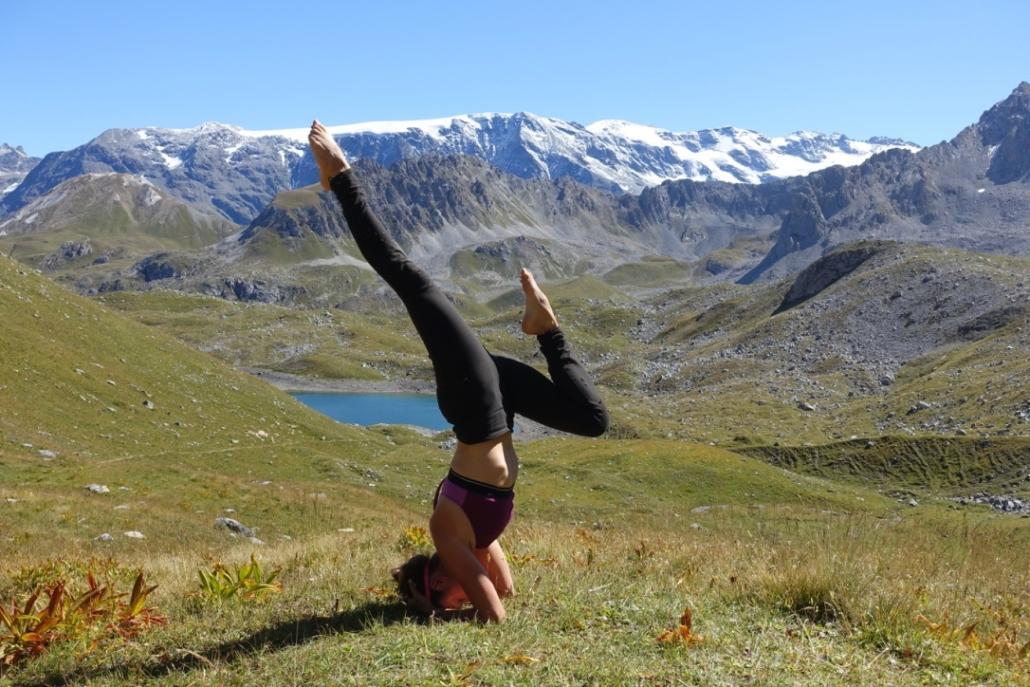 yoga sommet